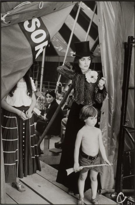 Alecio de Andrade - Cirque de Paris, 1975