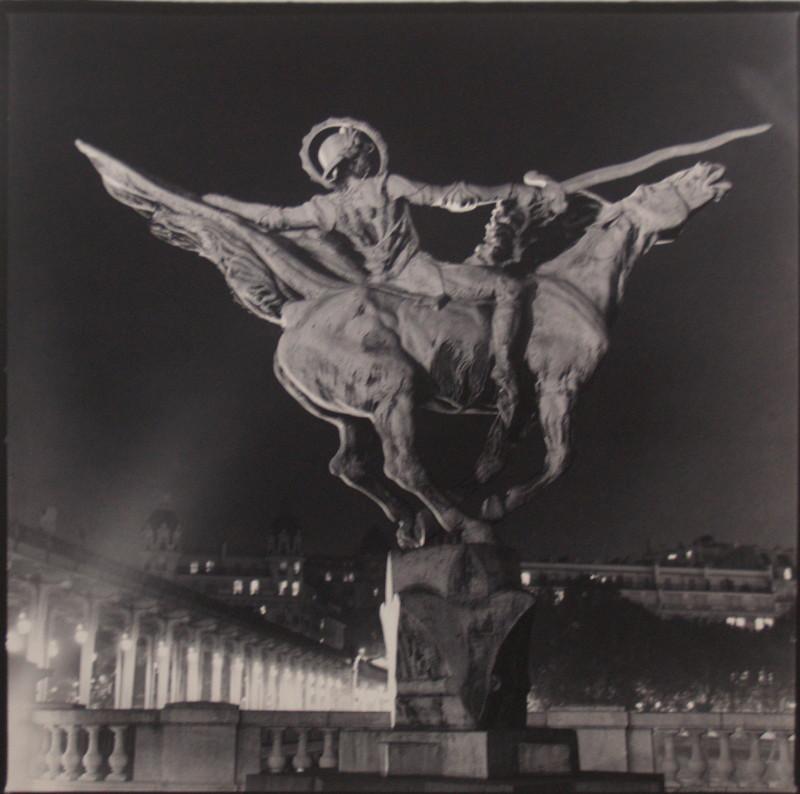 Marc Le Mené - Paris au négatif du jour, 2006