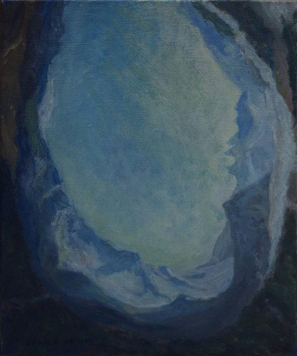 Olivier O. Olivier - Paysage avec aiguilles II, 2000