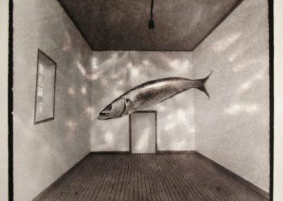 Marc Le Mené - Chambre mentale N°014, 1996