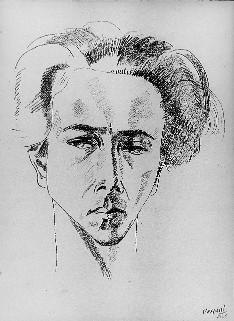Alberto Magnelli - Portrait d'Eve, 1926